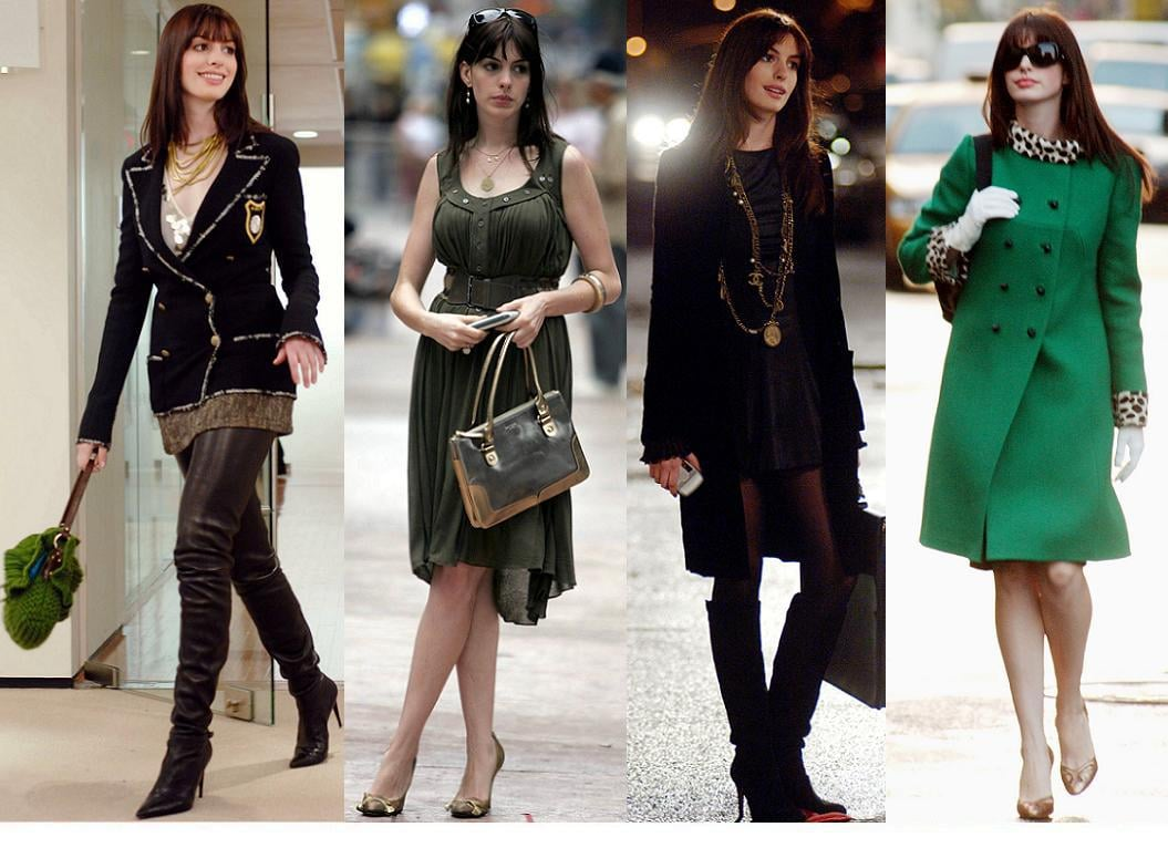 Timeless Outfits New York Fashion