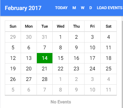 ionic 2 calendar codeexpertz