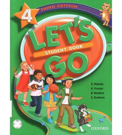Let's Go - Sách tiếng Anh cho bé