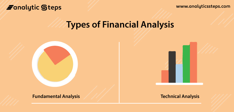 The image shows the types of Financial Analysis