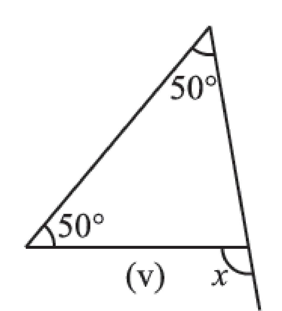 Maths NCERT Solutions Class 7 Chapter-6 Triangle And Its