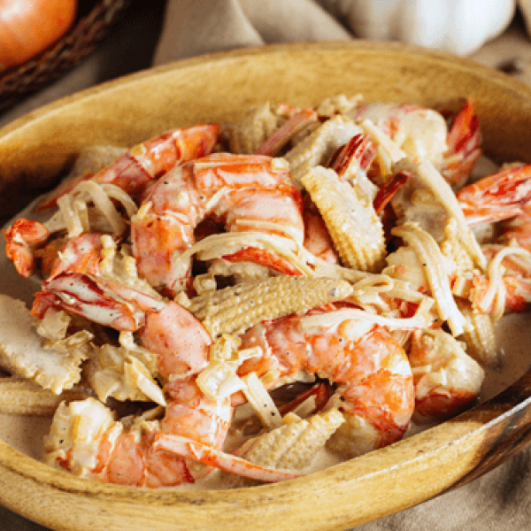 one-pot meals to try creamy seafood casserole