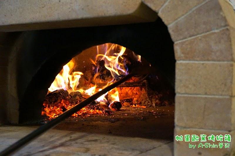 帕里歐窯烤披薩-福科店8