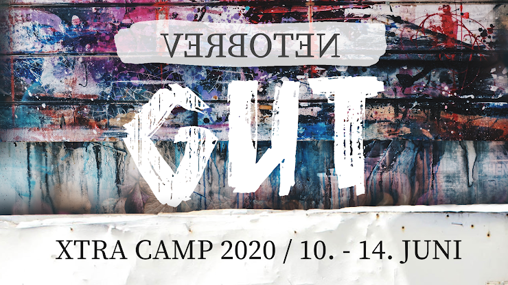 Xtra-Camp 2020 - Verboten Gut