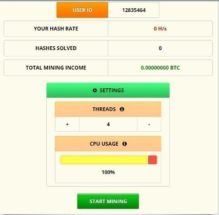 Mining on Freebitcoin