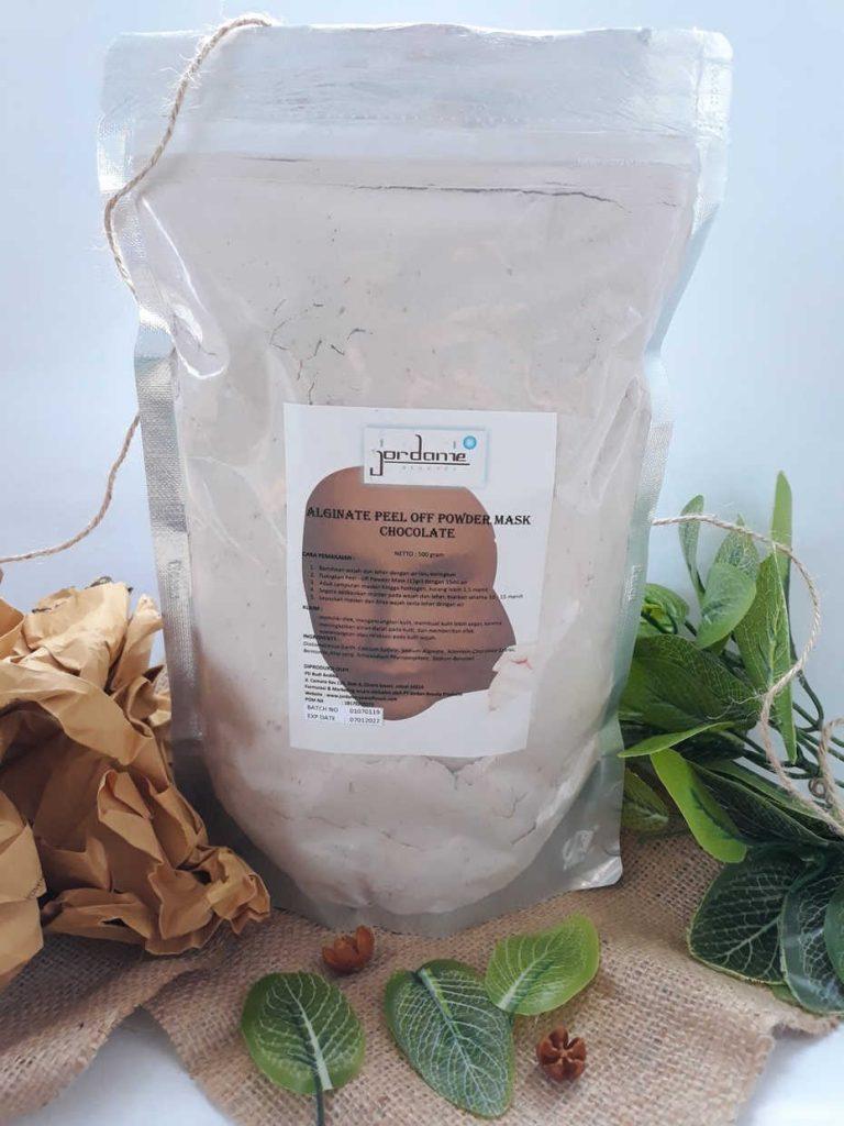 Peel Off Mask Jordanie Chocolate