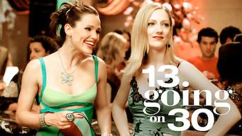 Is 13 Going on 30 (2004) on Netflix Thailand?