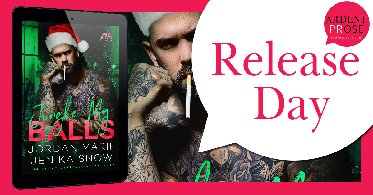 Release Day Blitz: Jingle My Balls by Jordan Marie & Jenika Snow
