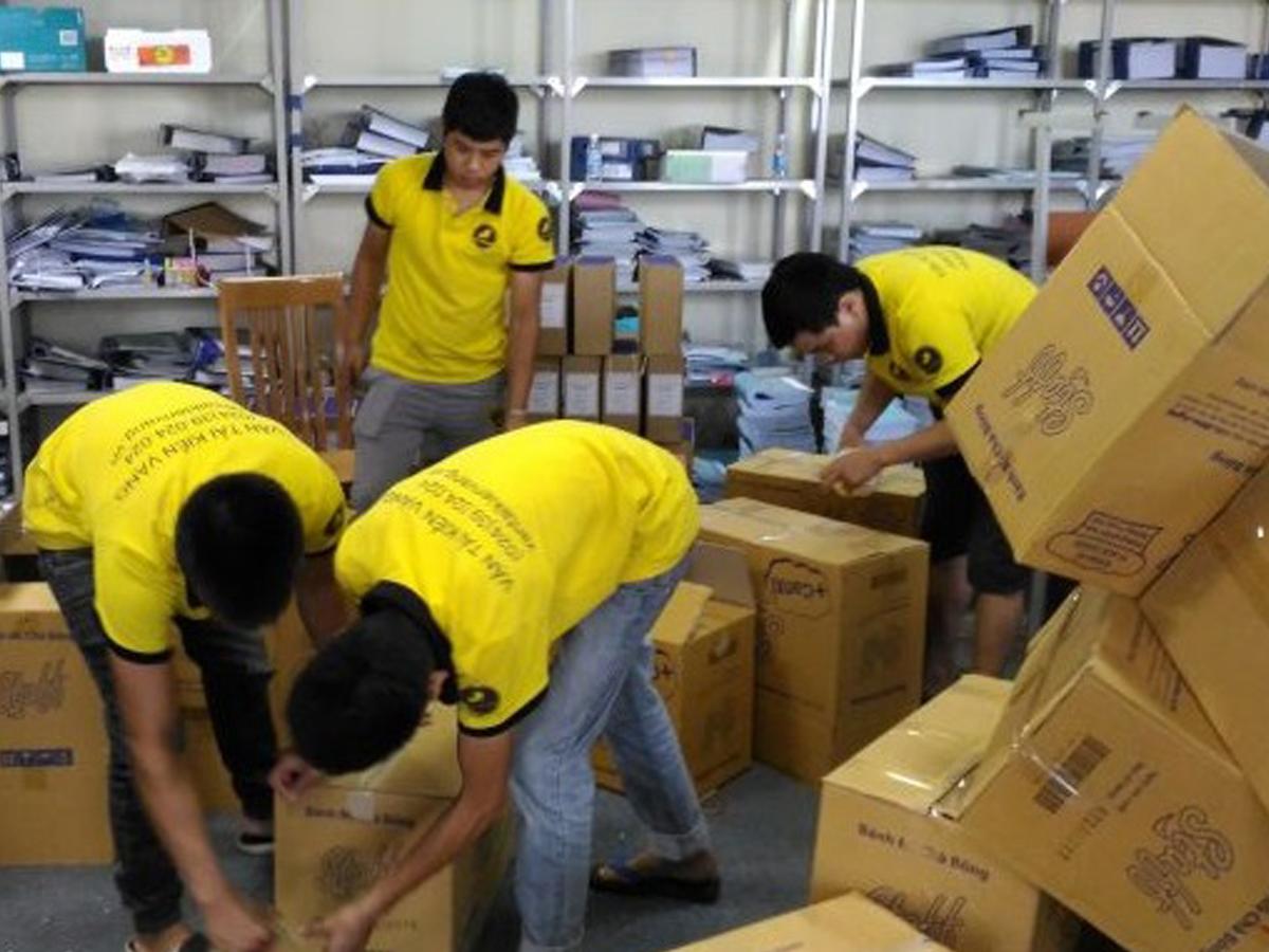 Vận chuyển văn phòng trọn gói tại Hà Nội - Dịch vụ tốt #1