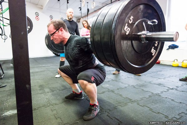 squatting for lbm, longevity and more