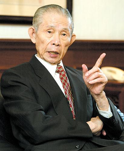 王永慶是標準木形人
