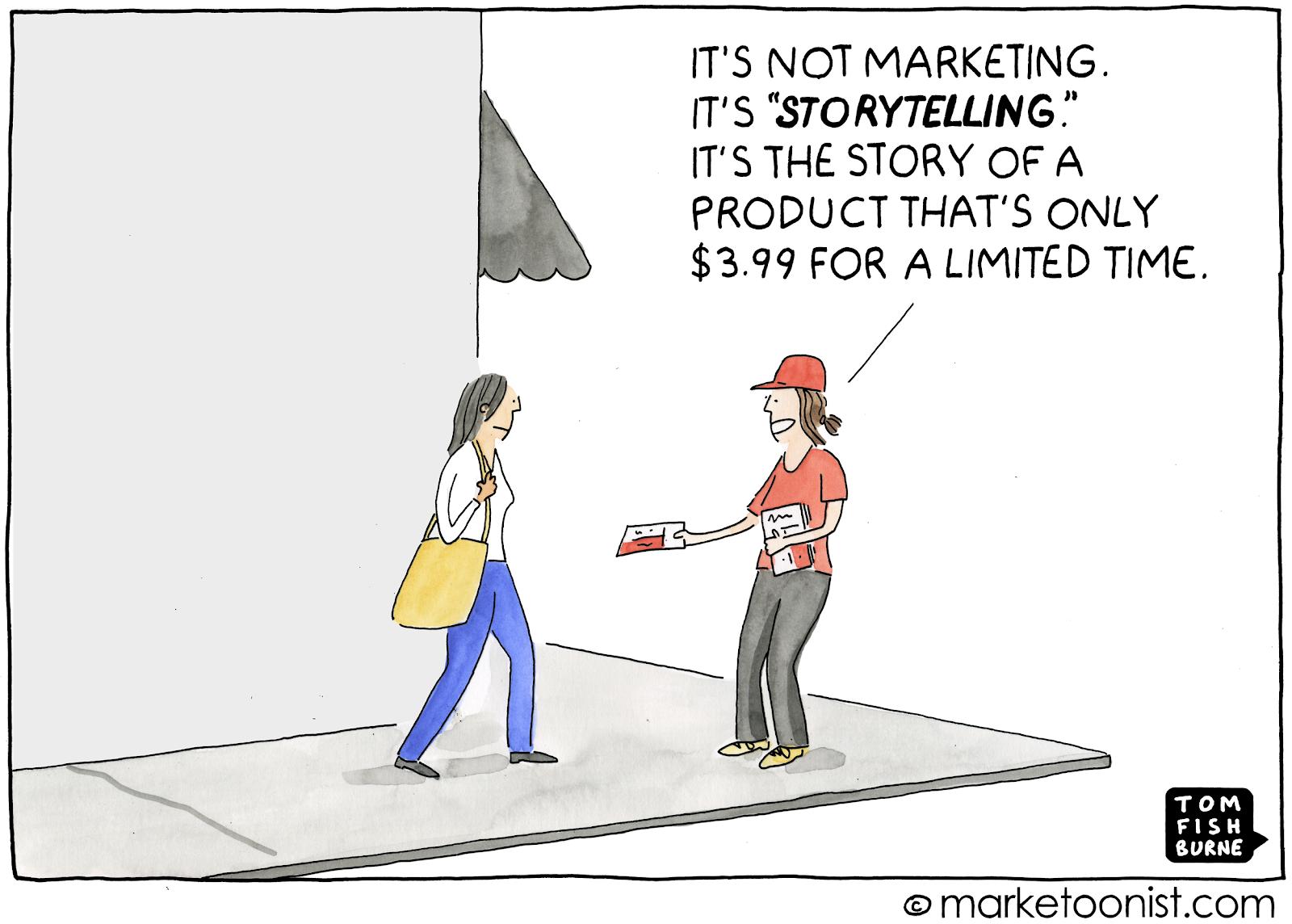 Marketoonist storytelling