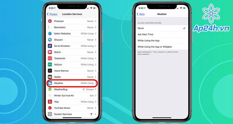 Tăng thời lượng pin trên iPhone và iPad