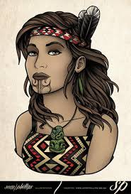 Image result for maori girl