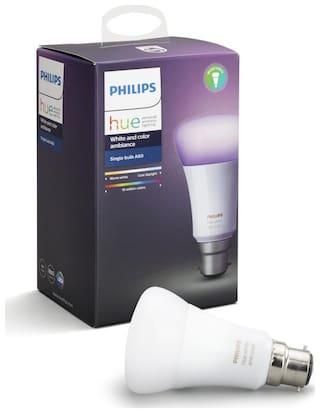 Buy Philips Hue 10W B22 Bulb (White & Color Ambiance)